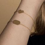 ANITA JUNE | Armband | Label...Not - 18K Guld