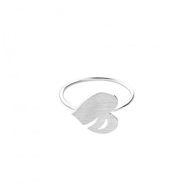 silvering anita june leaf love