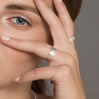 ANITA JUNE | Ring | Wave at Me - Sterlingsilver