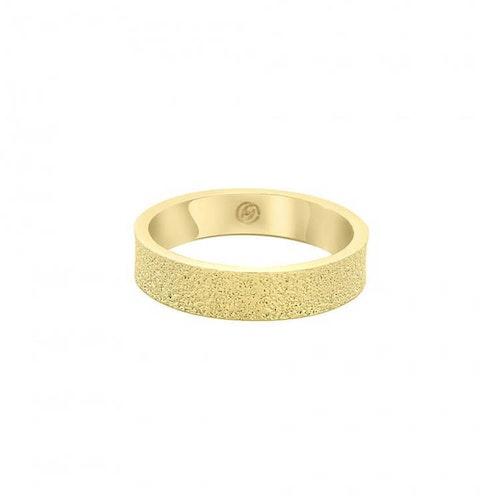 ANITA JUNE | Ring | Balboa Thick - 18K Guld