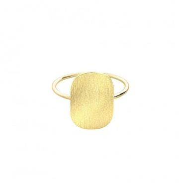 ANITA JUNE   Ring   Label...Not - 18K Guld