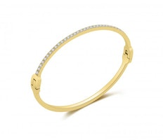 BUD TO ROSE   Armband   Crown Gold