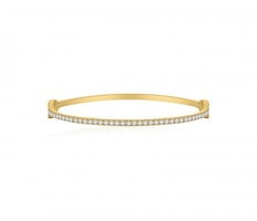 BUD TO ROSE | Armband | Crown Gold