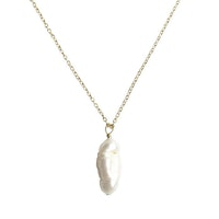 ANITA JUNE | Halsband | Drop Pearl - 18K Guld