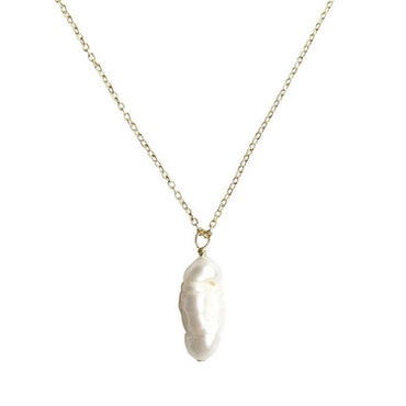 ANITA JUNE   Halsband   Drop Pearl - 18K Guld