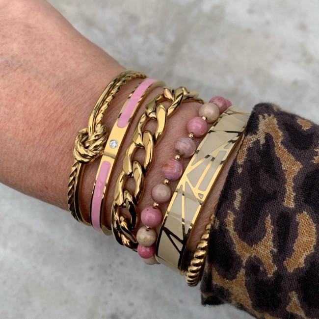 armband bud to rose