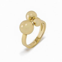 BUD TO ROSE | Ring | Brea Gold