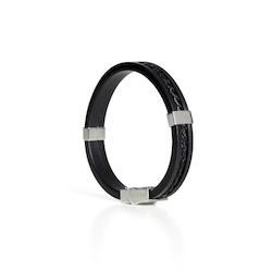 SO SWEDEN | Armband | Menswear | Black