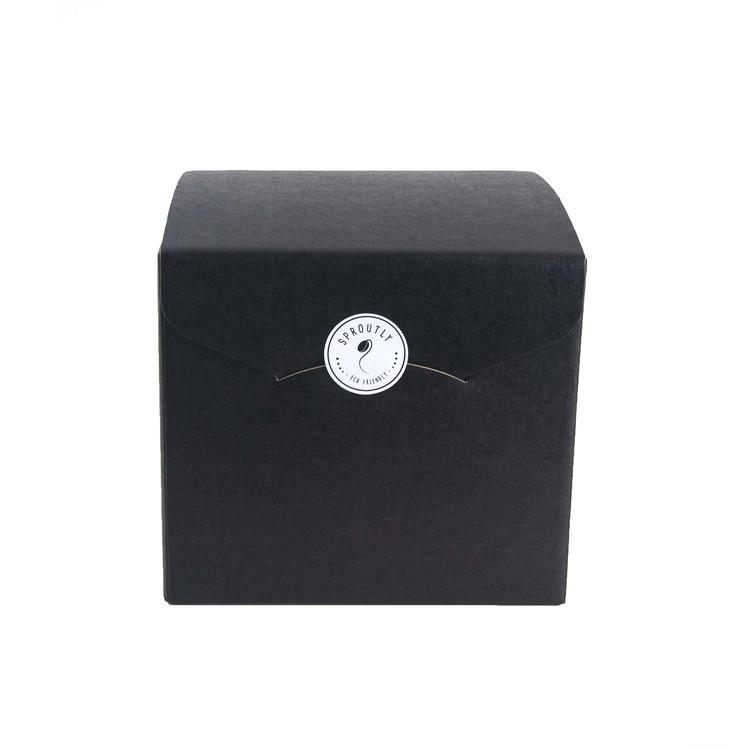 Presentlåda: Groddbox + 2 frötuber