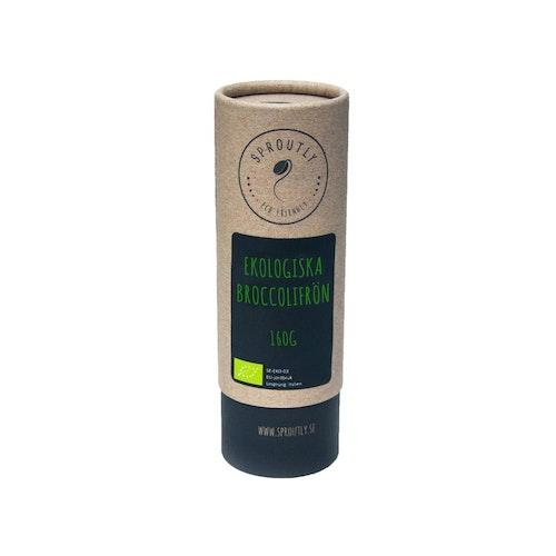 Ekologiska Broccolifrön 160g - 1kg