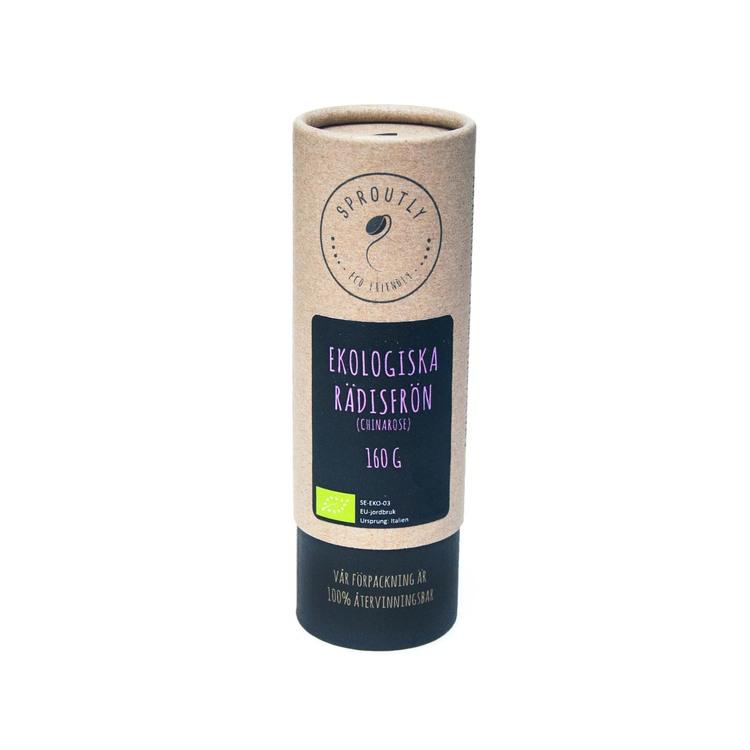 Ekologiska Rädisfrön (Chinarose) 160g - 1kg