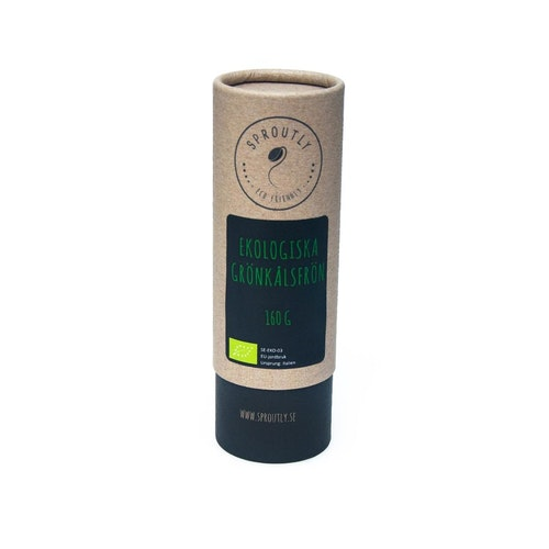 Ekologiska Grönkålsfrön 160g - 500g