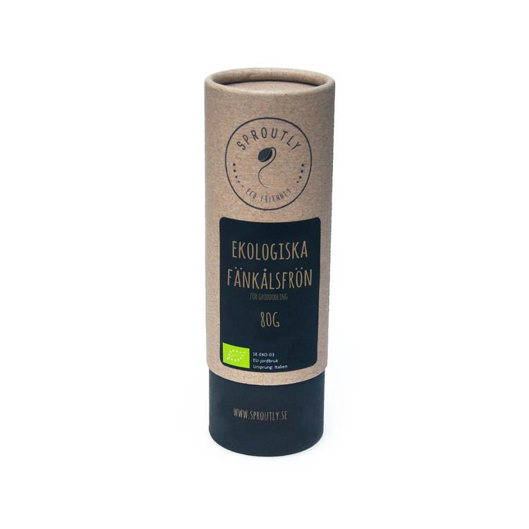Ekologiska Fänkålsfrön 80g - 350g