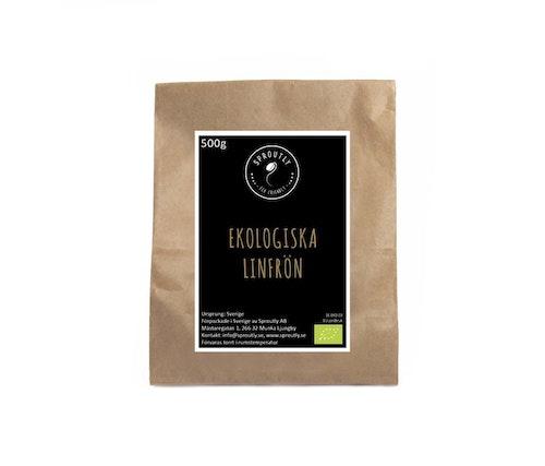 Ekologiska Linfrön 500g - 1kg
