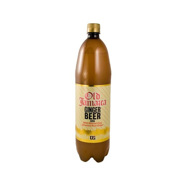 Old Jamaica Ginger beer 1.5 liter