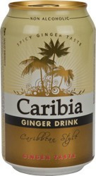 Gingerbeer Caribia 330ml