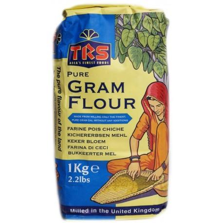 TRS Pure Gram Flour Farine Pois Chiche 1kg