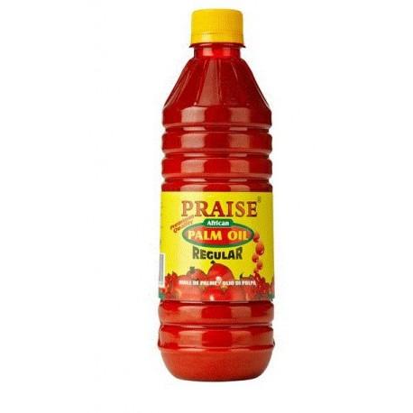 Praise Palm Oil Regular 500 ml