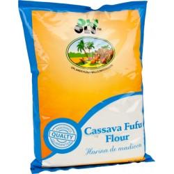 Cassava Fufu Flour Nigeria 1,5 kg