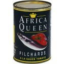 Africa Queen Pilchards Tomato Sauce 425 gr