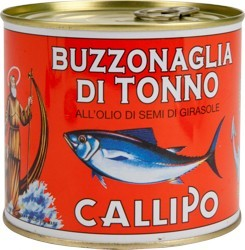Callipo Tuna in Oil 620 gr