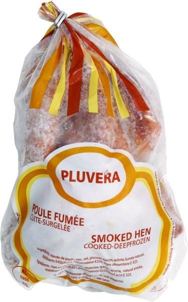 Strong Chicken Smoked Halal Pluvera