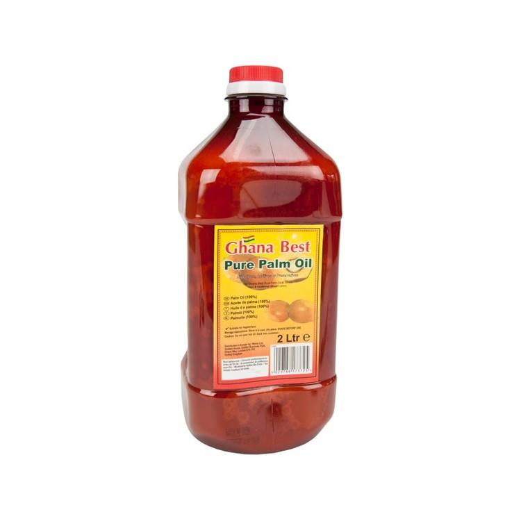 Ghana Best Palmoil 2 liter