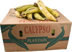 Plantain Banana Yellow (Makemba) 1kg