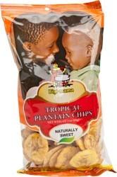 Tropical Plantain Chips Bigi Mama Sweet