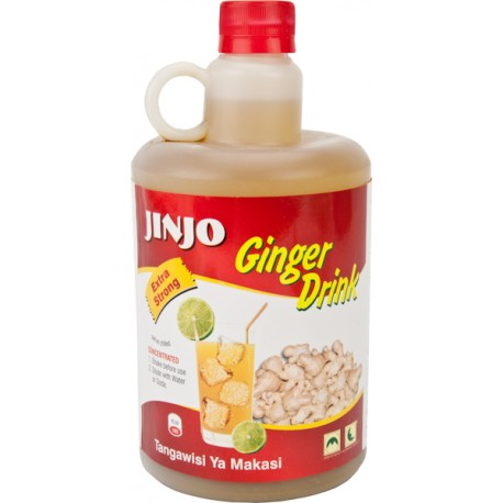 Jinjo Ginger Drink Extra Strong 500 ml