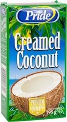 Pride Creamed Coconut 198 gr
