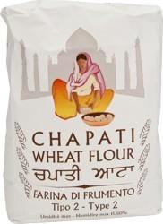 Chapati Wheat Flour - Sartori 5kg