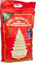 Rice Thai Jasmine Perfumed Royal Umbrella 10 kg