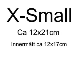 X-Small. Alla 13 färgerna samlat.