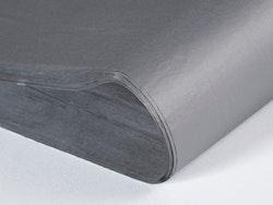 Silkespapper Grå 50x75cm