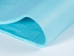 Silkespapper Himmelsblå 50x75cm