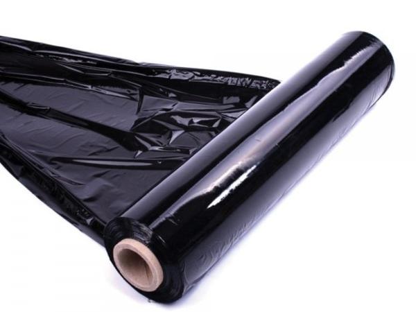 Sträckfilm klar eller svart. Sträckfilmshållare. Bredd 10 eller 40cm.