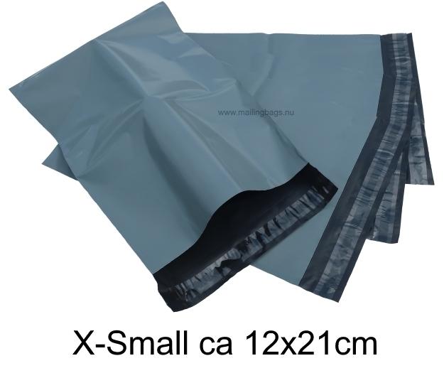 Lågprisfärgen Grå! Postorderpåsar mailingbags 9 storlekar! Från 8 öre!