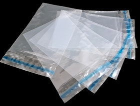 Genomskinliga Postorderpåsar mailingbags i 9 storlekar