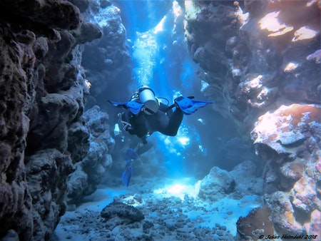 Cave Diving - Egypt 2018