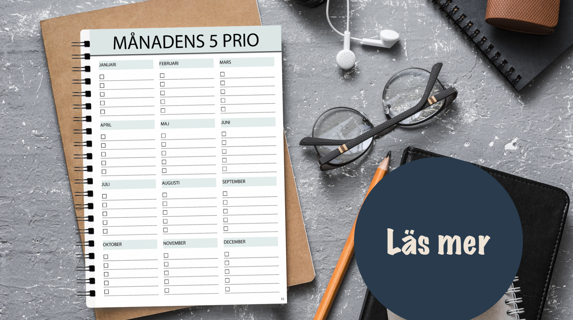 Prio5 Planner