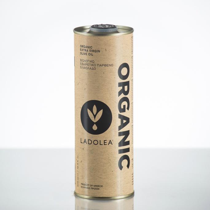 "Organic Extra Virgin Olive Oil ""Patrinia"""
