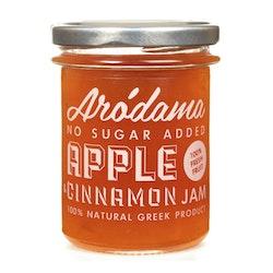 Äpple-sylt med kanel på 100% färsk frukt