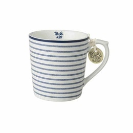 Laura Ashley Mini Mug Candy Stripe