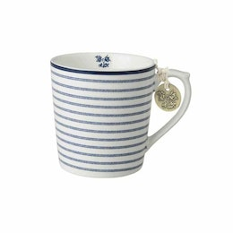 Laura Ashley Minimugg Candy Stripe
