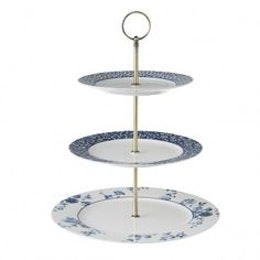 Laura Ashley Cake Stand 3 Layers