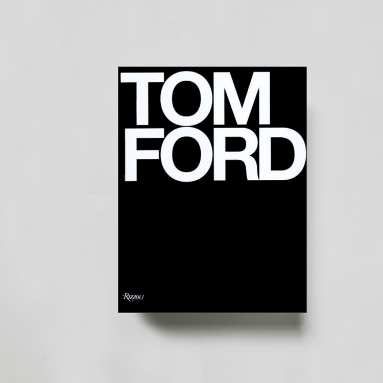 Tom Ford Coffe Table Book