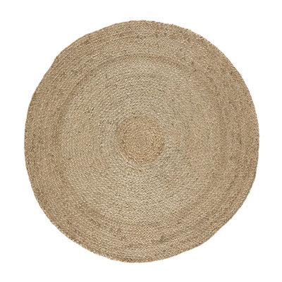 Artwood Bordstablett hampa rund