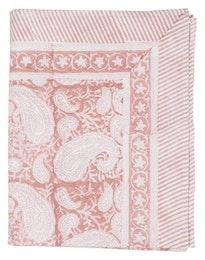 Bordsduk Big Paisely Rose 160x160cm