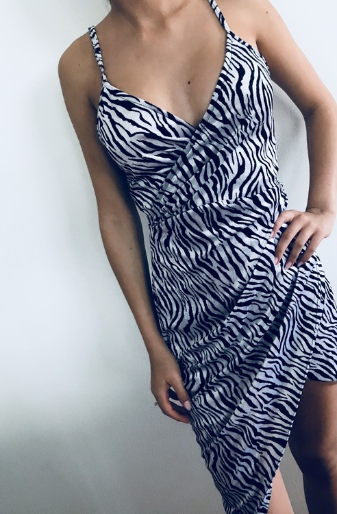 Get your stripes dress!